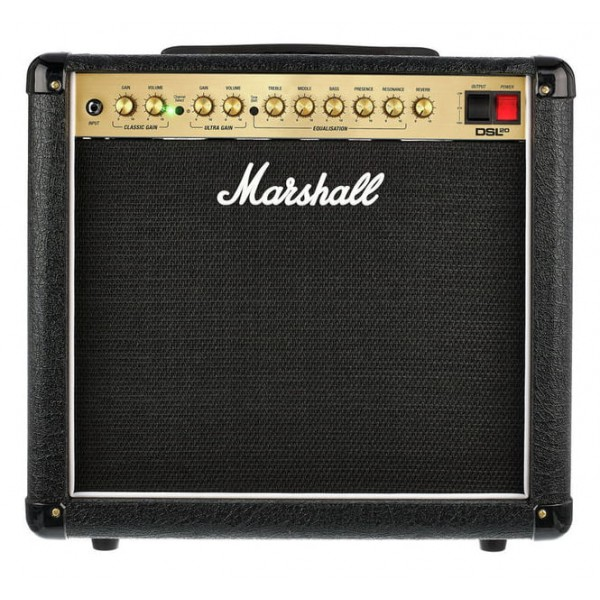 MARSHALL DSL20 front