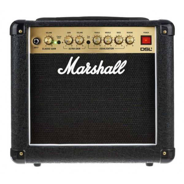 MARSHALL DSL 1 front