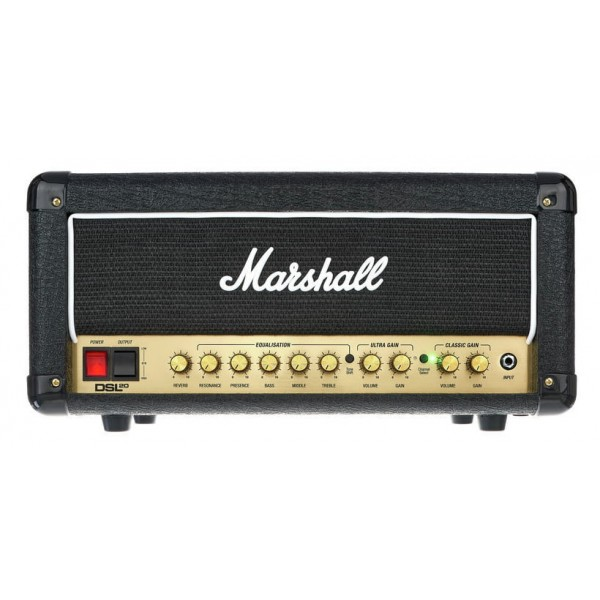 MARSHALL DSL20H front