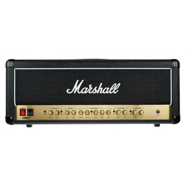 MARSHALL DSL100H front
