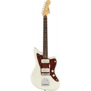 SQUIER JAZZMASTER VINTAGE MODIFIED O WHITE IL