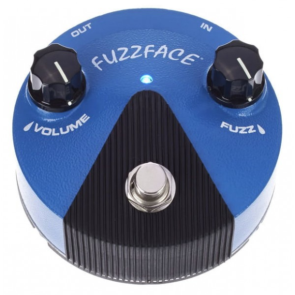 DUNLOP FUZZ FACE MINI SILICON front