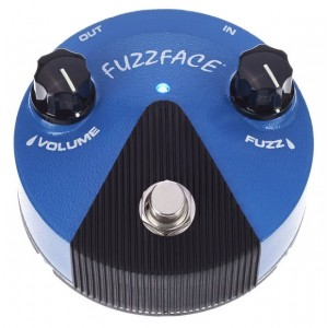 DUNLOP FUZZ FACE MINI SILICON