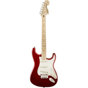 SQUIER STRATOCASTER STANDARD C A RED MP
