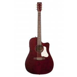 ART LUTHERIE AMERICANA Q1T CW TENNESSEE RED