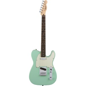SQUIER BULLET TELE FSR SEA FOAM GREEN IL