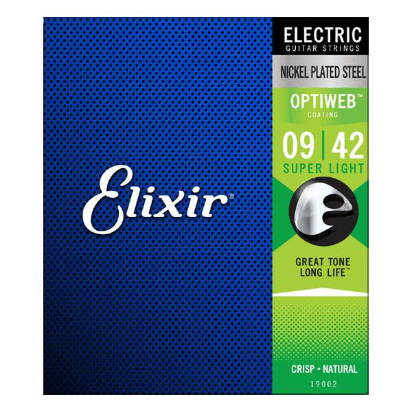 ELIXIR OPTIWEB ELECTRIC 9-42