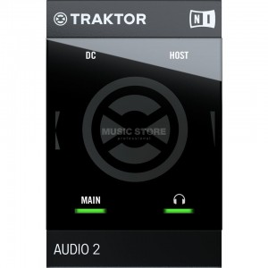 NATIVE TRAKTOR AUDIO 2 MK2