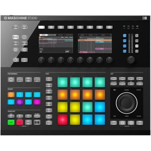 NATIVE MASCHINE STUDIO NEGRA 4/C