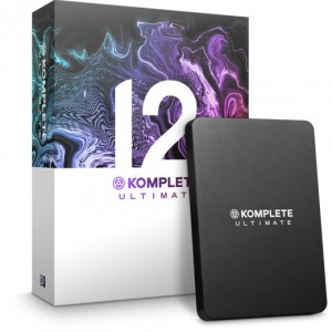NATIVE KOMPLETE 12 ULTIMATE