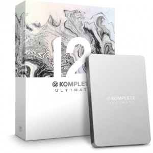 NATIVE KOMPLETE 12 ULTIMATE COLLECTORS