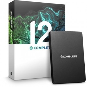 NATIVE SOFTWARE KOMPLETE 12