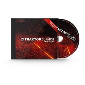 NATIVE TRAKTOR SCRATCH CDS MK2