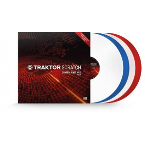 NATIVE TRAKTOR SCRATCH AZUL V2
