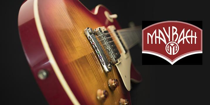 Guitarras Maybach
