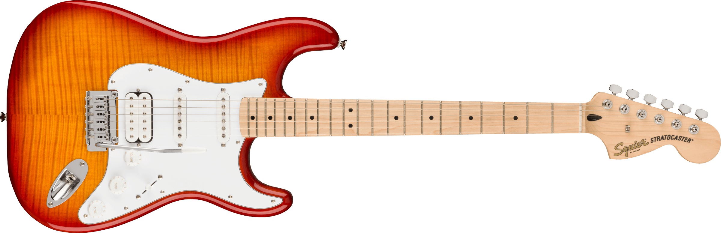 Squier Affinity Stratocaster FMT