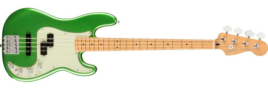 Fender Precision Bass Player Plus Cosmic Jade