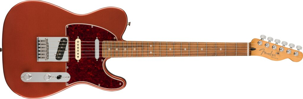 Guitarra Fender Telecaster Player Plus Nashville Aged Candy Apple Red