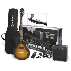 Pack Guitarra Eléctrica + Amplificador