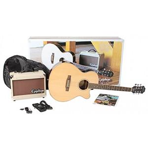 Pack Guitarra Acústica + amplificador