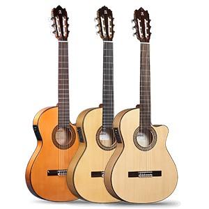 Guitarra Clásica Electrificada