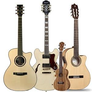 Instrumentos Guitarras